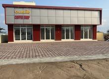 محلات وغرف للإيجار في بركاء(تحطيم الأسعار)