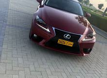 2014 Used IS with Automatic transmission is available for sale