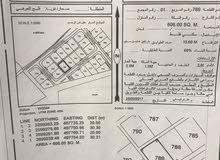 للبيع ارض سكنيه في صحار في فلج العوهي قريبه من الغشبة