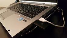لابتوب hp elitebook 8740p نظيف بحالة جيدة