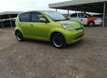 Green Daihatsu Sirion 2006 for sale
