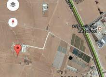 للبيع ارض 1016 م شارعين في ارينبه الغربيه خلف استراحه السلطان