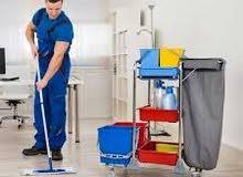 شركة الفتح للتنظيف والمكافحه