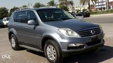 Sssang yong model.2013 for sale