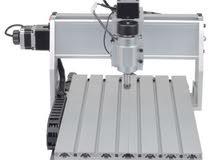 آلة لنقش وقص الخشب والاكريلك CNC machine