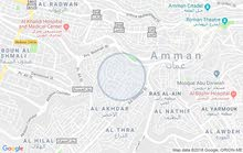 First Floor  apartment for sale with 3 rooms - Amman city Al-Jabal Al-Akhdar