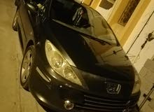 Green Peugeot 307 2007 for sale