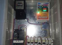 تاسيس كهربائيات و كاميرات و انظمة اطفاء للدور و البنايات