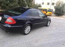 Mercedes Benz E 230 car for sale 2008 in Qurayyat city