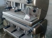 مكينة قهوة مستعملة