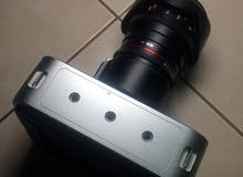 كاميرا بلاك ماجيك 4k السينمائية ومانع اهتزاز