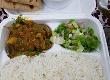 FRESH AND HEALTHY INDIAN FOOD TIFFIN SERVICE