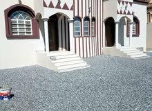 بيت في المصنعة طابق واحد مساحة 200 متر