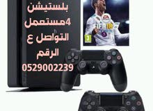 Ajman - There's a Playstation 4 device in a Used condition