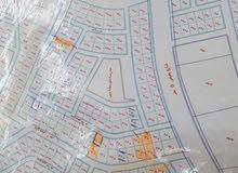 للبيع قطعة ارض بمخطط الحمراء