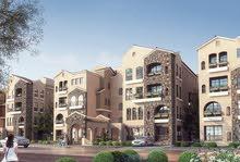 شقة للبيع في كمبوند جرين سكوير ، القاهرة الجديدة