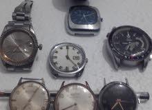 ساعة قديمة اوتوماتيك منبهة