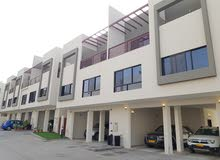 FOR RENT Gated community townhouse + pool 3 bhk - North al Hail