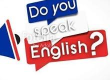 تدريس خصوصي لمادة الانجليزي لجميع الصفوف