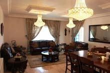 Jubaiha neighborhood Amman city - 172 sqm apartment for rent