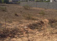 قطعة ارض للبيع بتاجوراء بطريق سخانات مسحتها 530م