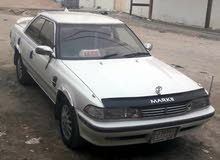 White Toyota Mark X 1992 for sale