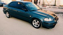 Honda Civic car for sale 1998 in Zarqa city