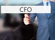 خبرة في الادارة المالية