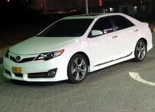 For sale 2012 White Camry