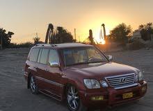 Lexus LX car for sale 2000 in Suwaiq city