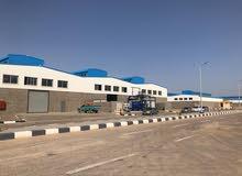 فرصة عظيمة لامتلاك مصنع جاهز على التشغيل بمنطقة المطورين بمدينة السادات