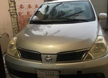Used Nissan Tiida in Baghdad