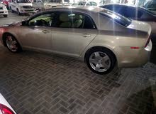 Chevrolet malibu 2010 cruise control and totally in good condition