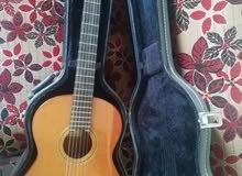 Spanish (J Perez brand) classical guitar