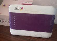 للبيع راوتر STC بسعر 35 ريال