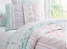 Brand New Pottery Barn Children's Bedding with matching pillows