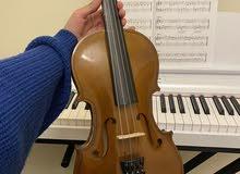كمان خشب مصري violin egyptain