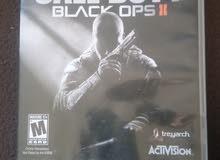 call of duty black ops II & modern warfare 2