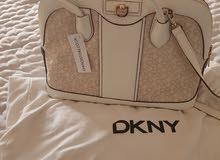 Brand New DKNY Beige Tote Bag