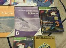 brand new books for grade 6 to 8