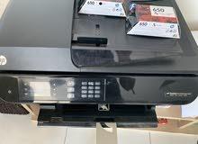 Hp Printer Deskjet Ink Advantage 4645 with free Inks
