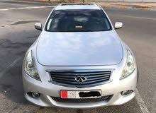 GCC 2011 INFINITI G37