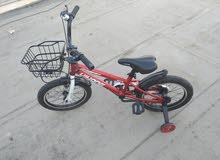 عدد 2 دراجه هوائيه نظيفه بناتي ولادي