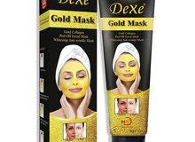 قناع الذهب gold mask