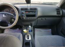 Honda Civic 2002 insurance 2022