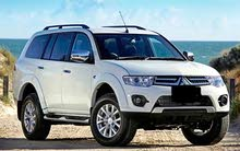 car for rent MITSUBISHI PAJERO SPORT 2016