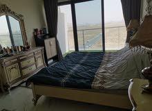 غرفة وصاله للايجار في واحة السيلكون دبي شامل