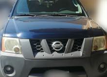 Nissan xterra 2008 navy blue