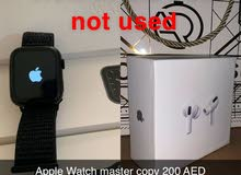 Apple Watch master copy with Apple logo