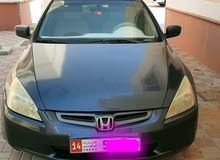 Honda Accord 2003/هوندا اكورد 2003